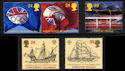 1992-04-07 SG1615/9 Europa Stamps MINT Set