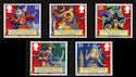 1992-07-21 SG1624/8 Gilbert and Sullivan Stamps MINT Set