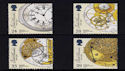 1993-02-16 SG1654/7 Marine Timekeepers Stamps MINT Set