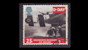 1994-06-06 SG1824 25p D-Day Anniv Stamp Used (23439)