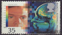 1994-09-27 SG1841 35p Europa Medical Stamp Used (23456)