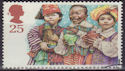 1994-11-01 SG1844 25p Christmas Stamp Used (23459)