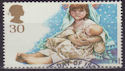 1994-11-01 SG1845 30p Christmas Stamp Used (23460)