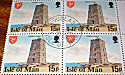 1978 IOM F/Used Definitive Blocks cv £33 (18873)