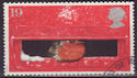1995-10-30 SG1896 19p Christmas Robin Stamp Used (23511)