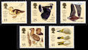 1996-03-12 SG1915/19 Wildfowl & Wetlands Stamps MINT Set