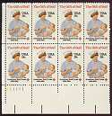 USA 1981 American Red Cross block MNH (21979)