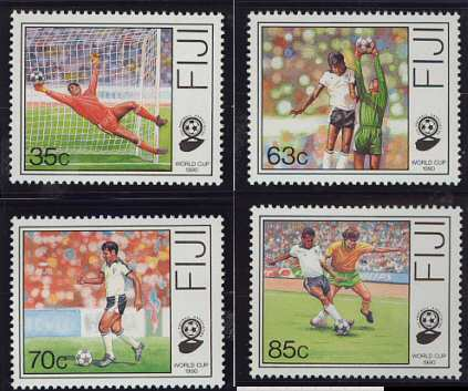 Fiji Football Set (3045)