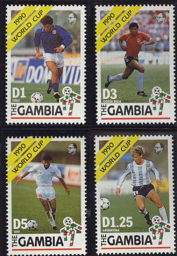 Gambia Football Set (3046)