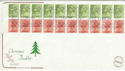 1980-11-12 Christmas Bklt Windsor FDC (44803)
