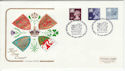 1978-01-18 Wales Definitive Cardiff FDC (44811)