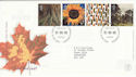 2000-08-01 Tree and Leaf Bureau FDC (44868)