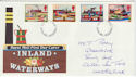 1993-07-20 Inland Waterways FDC (44989)