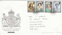 2002-04-25 Queen Mother London SW1 FDC (44994)