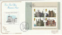 1978-03-01 Historic Buildings M/S Bureau FDC (45144)