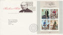 1979-10-24 Rowland Hill M/S London EC FDC (45288)