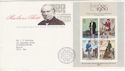 1979-10-24 Rowland Hill M/S London EC FDC (45289)