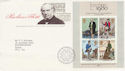 1979-10-24 Rowland Hill M/S London EC FDC (45290)