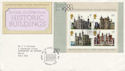 1978-03-01 Historic Buildings M/S London EC FDC (45439)