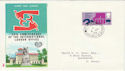 1969-04-02 International Labour Org cds FDC (45553)