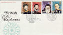 1972-02-16 Polar Explorers London WC FDC (45596)
