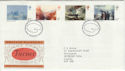 1975-02-19 British Painters BUREAU FDC (45609)