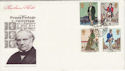 1979-08-22 Rowland Hill Commons SW1 cds FDC (45877)