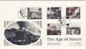 1994-01-18 Age of Steam Derby Silk FDC (45919)