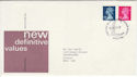 1980-10-22 Definitive Issue Windsor FDC (45935)