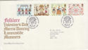 1981-02-06 Folklore London WC FDC (45966)