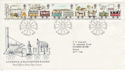 1980-03-12 Railways Liverpool FDC (45990)