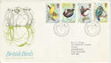 1980-01-16 British Birds Bureau FDC (46004)
