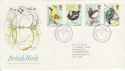 1980-01-16 British Birds Bureau FDC (46005)