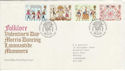 1981-02-06 Folklore London WC FDC (46019)