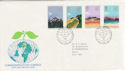 1983-03-09 Commonwealth Day Bureau FDC (46061)