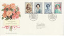 1990-08-02 Queen Mother 90th Bureau FDC (46105)
