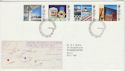 1987-05-12 Architects in Europe Bureau FDC (46116)
