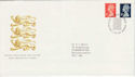 1990-08-07 Machin Definitive Bureau FDC (46210)