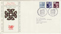 1978-01-18 Wales Definitive Cardiff FDC (46217)