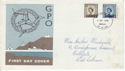 1968-09-04 IOM Definitive Douglas FDC (46223)