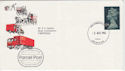 1983-08-03 �1.30 Parcel Post Definitive FDC (46469)