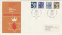 1981-04-08 N Ireland Definitive Belfast FDC (46557)