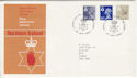 1983-04-27 N Ireland Definitive Belfast FDC (46563)