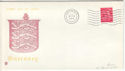 1969-02-26 Guernsey Definitive FDC (46589)