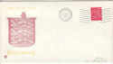 1969-02-26 Guernsey Definitive FDC (46590)