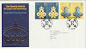 1990-04-10 Export and Technology Bureau FDC (46698)