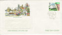 1984-04-10 Urban Renewal Liverpool FDC (46770)