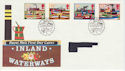 1993-07-20 Inland Waterways Bureau FDC (46816)