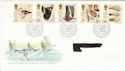 1996-03-12 Wildfowl & Wetlands Bureau FDC (46830)