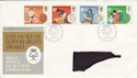 1981-08-12 Duke of Edinburgh Award Bureau FDC (46863)